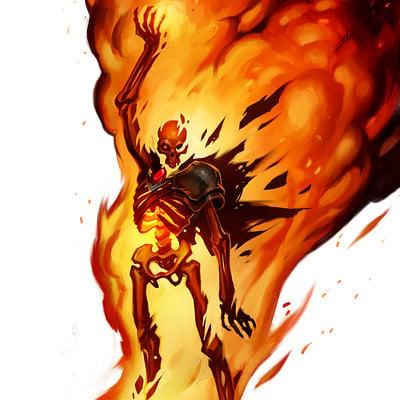 Kory hubbell burning leiche titan