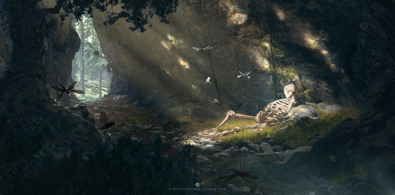 Skeleton Cave