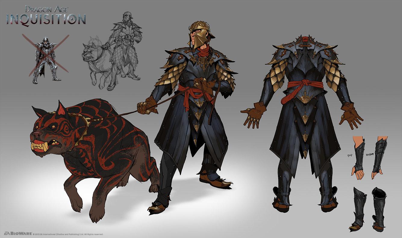 DA:I - Dragon Armor