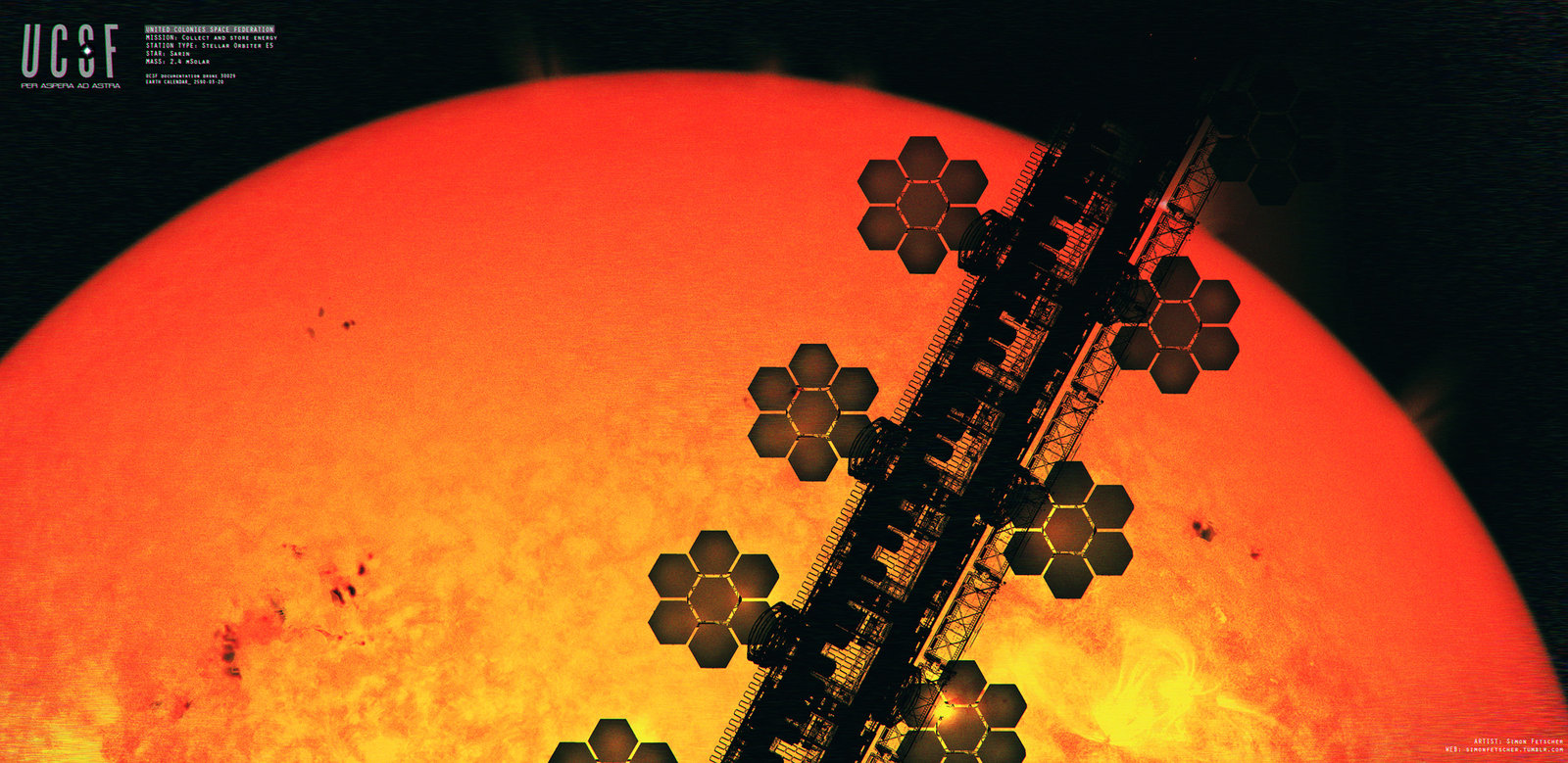 UCSF Stellar Orbiter