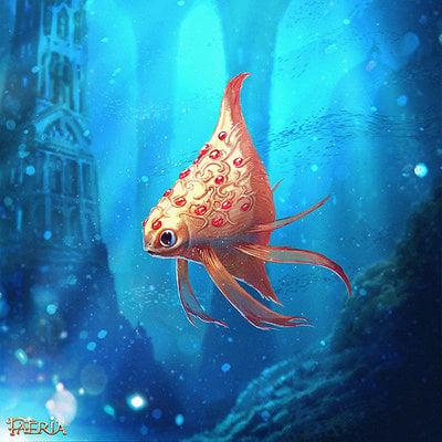 Ibrahem swaid ruby fish l