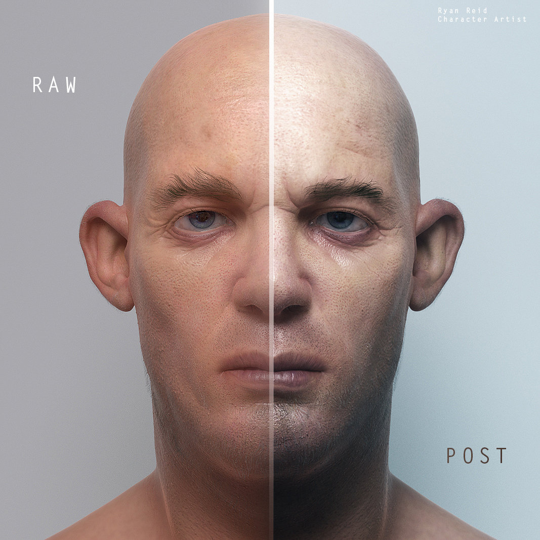 Ryan reid rawpost100