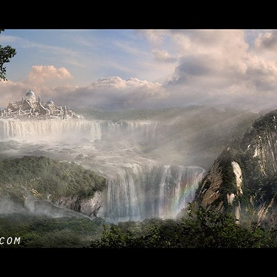 Fabio silva waterfall citadel