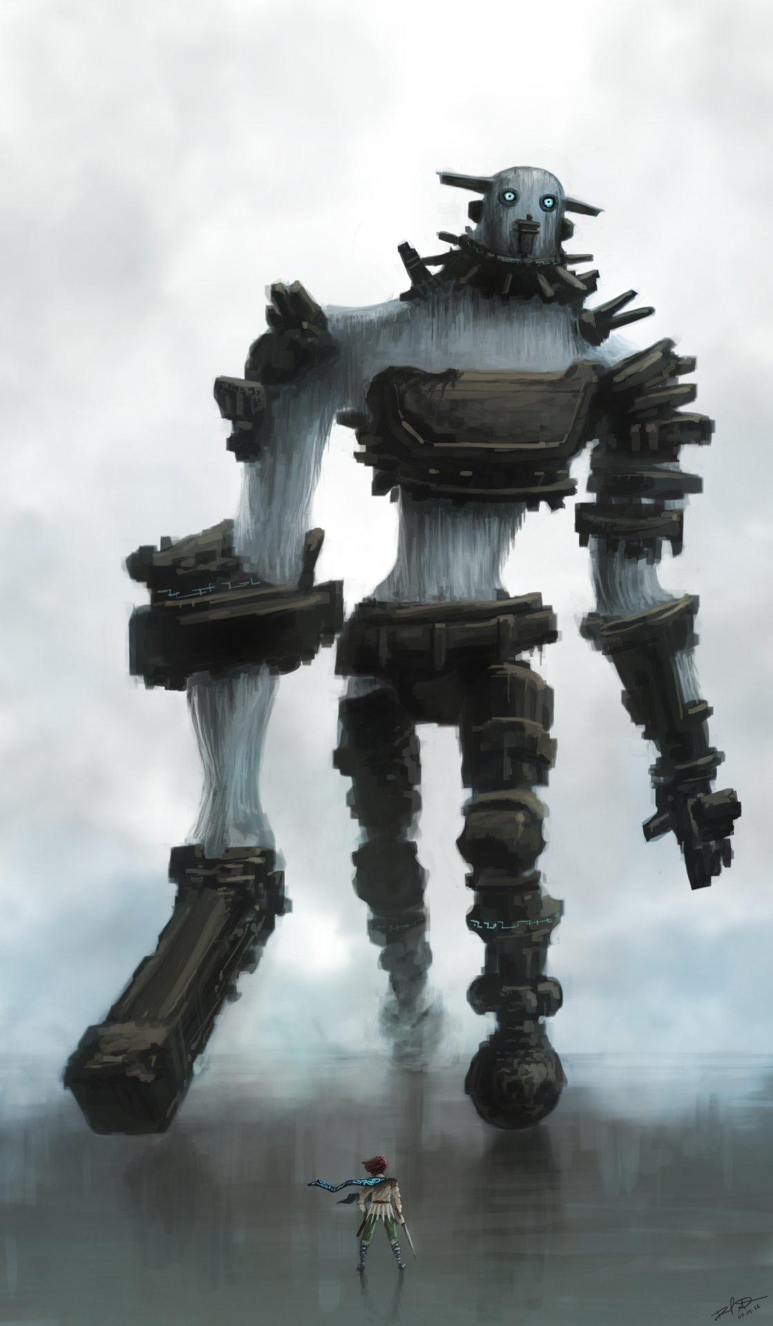 Daniel aubert colossus 3 gaius