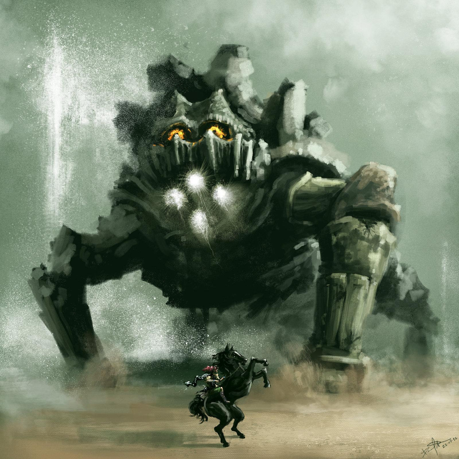 Colossus 9 - Basaran