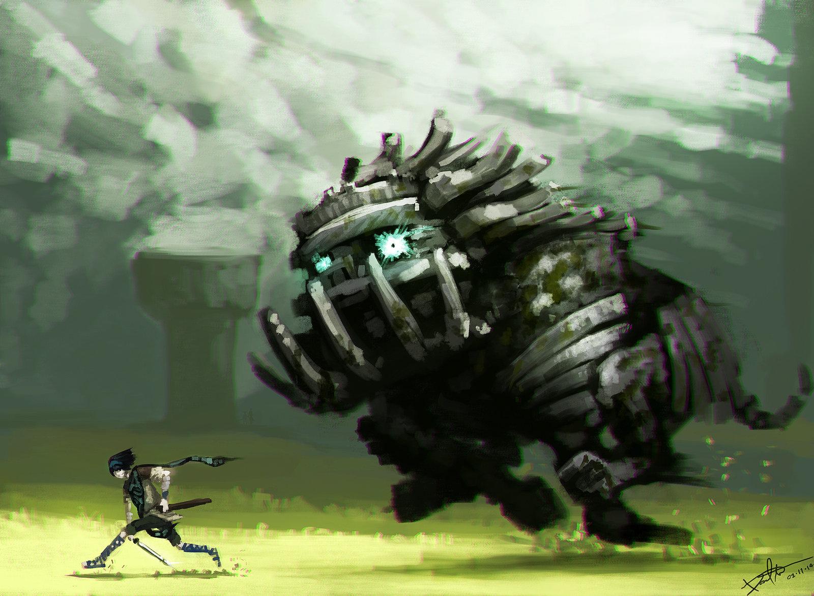 Colossus 14 - Cenobia