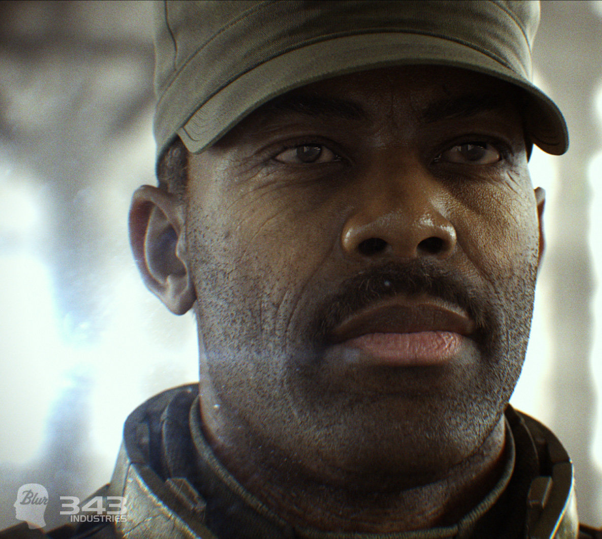 Halo 2 Anniversary - Sgt Johnson