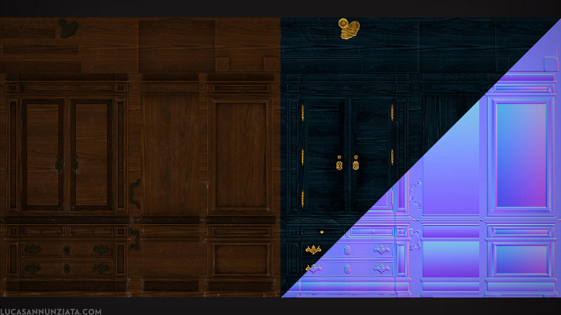 Lucas annunziata armoire texture