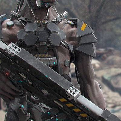 Anjar pratama anjar pratama mutant soldier3