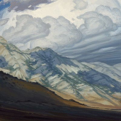 Marius millar landscape