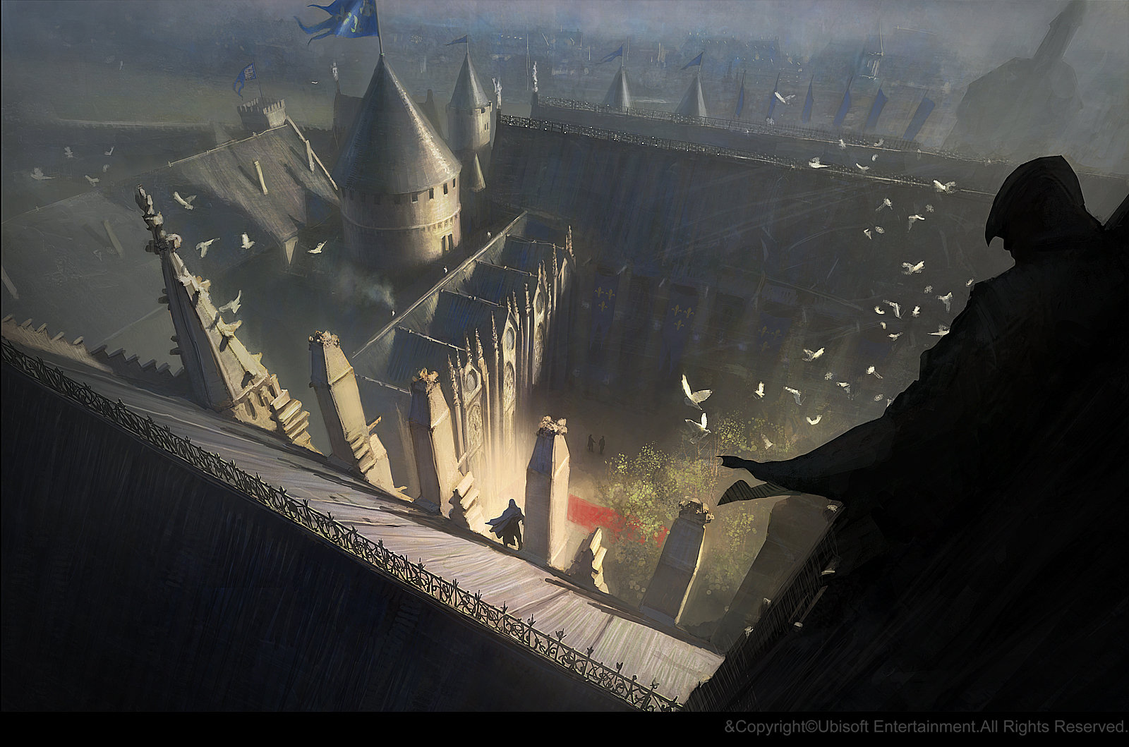Gilles beloeil acu sc medieval palais de la cite gbeloeil
