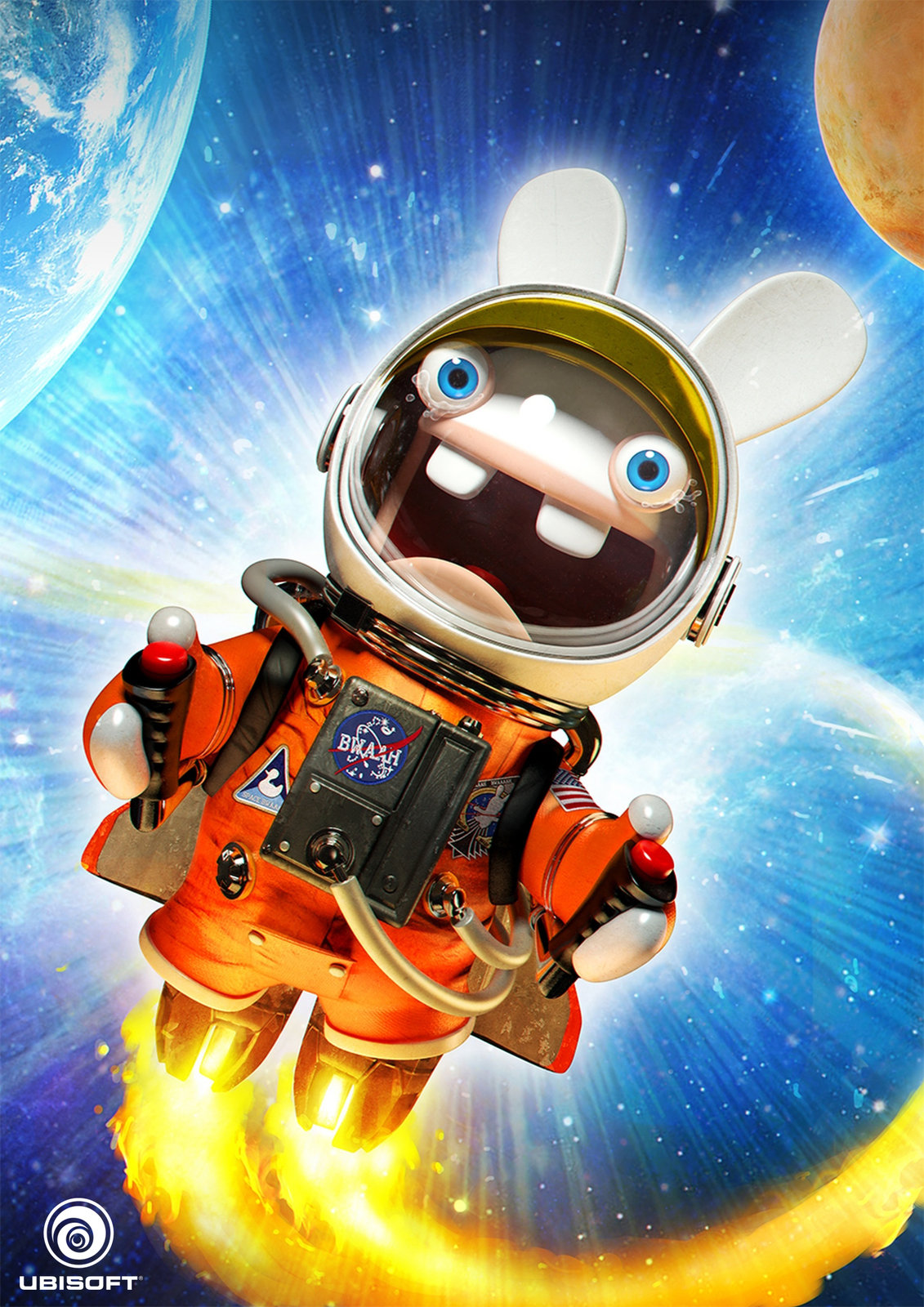 Rabbids Rumble - Ubisoft