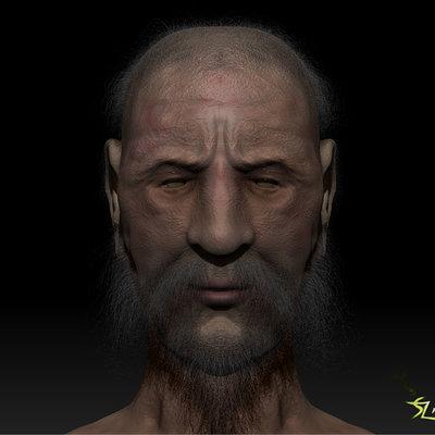 Sharooz ali oldman2