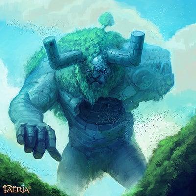 Ibrahem swaid thyrian colossus l