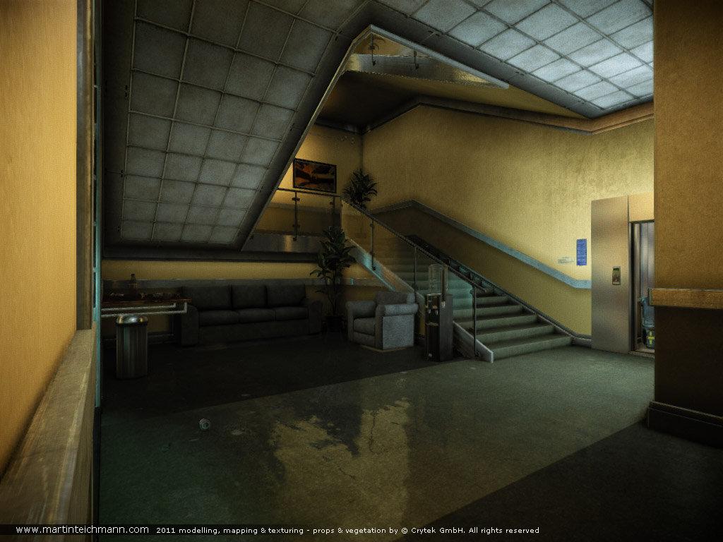 Crysis 2 - Lab 2011