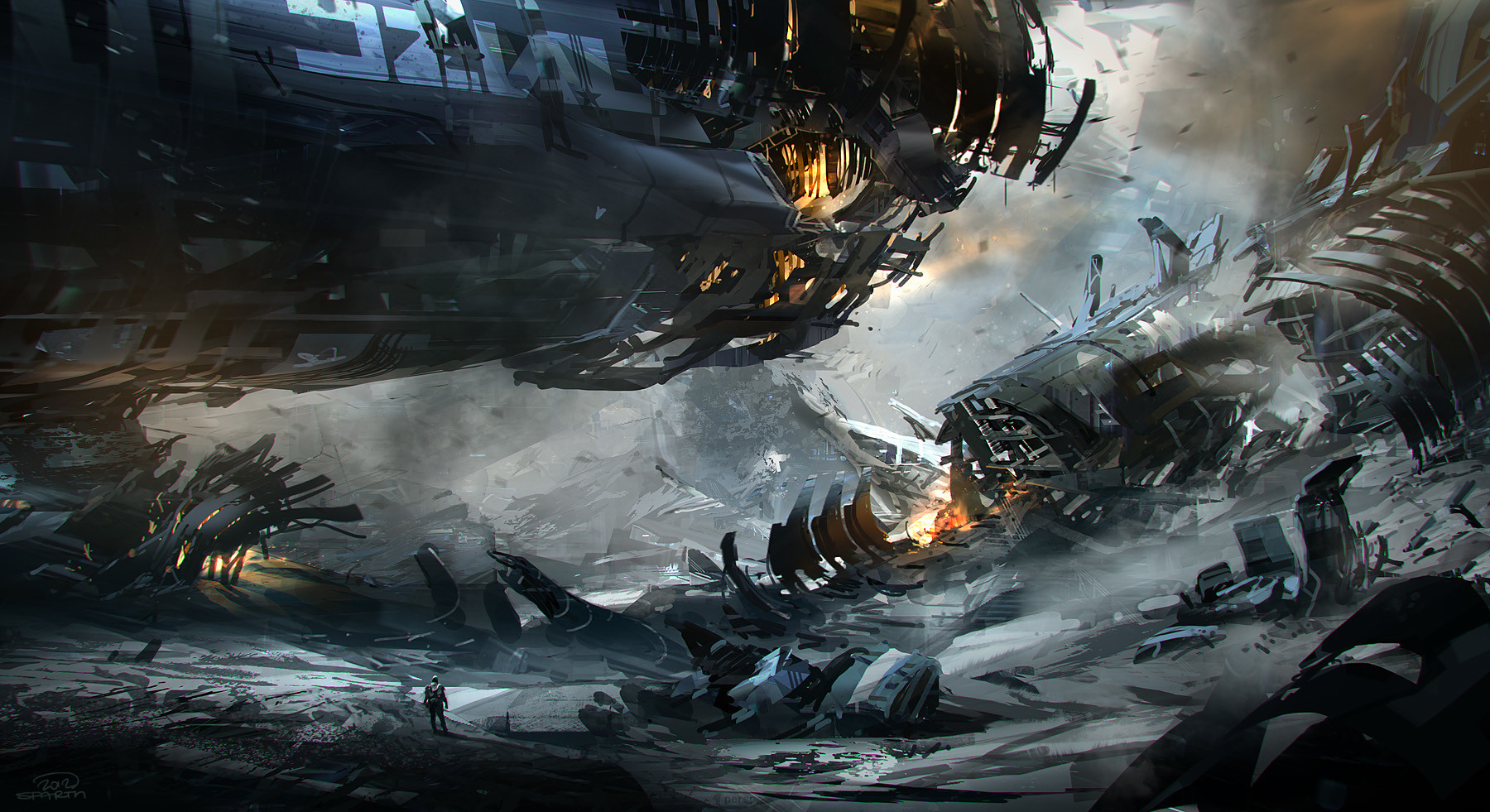 Sparth nicolas bouvier crashsite final final small
