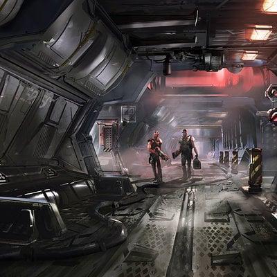 John powell space corridor
