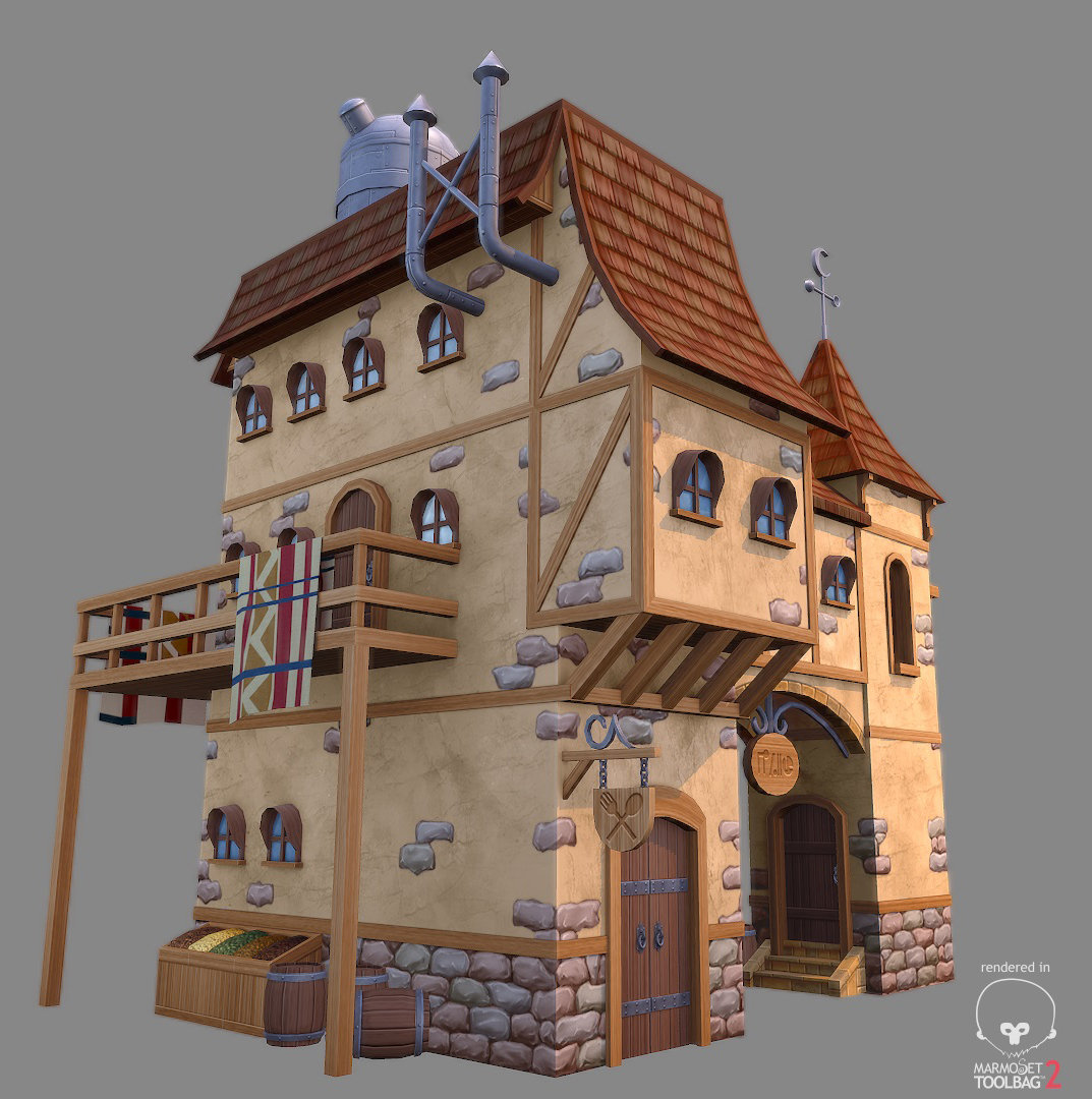 House Building Games On Facebook