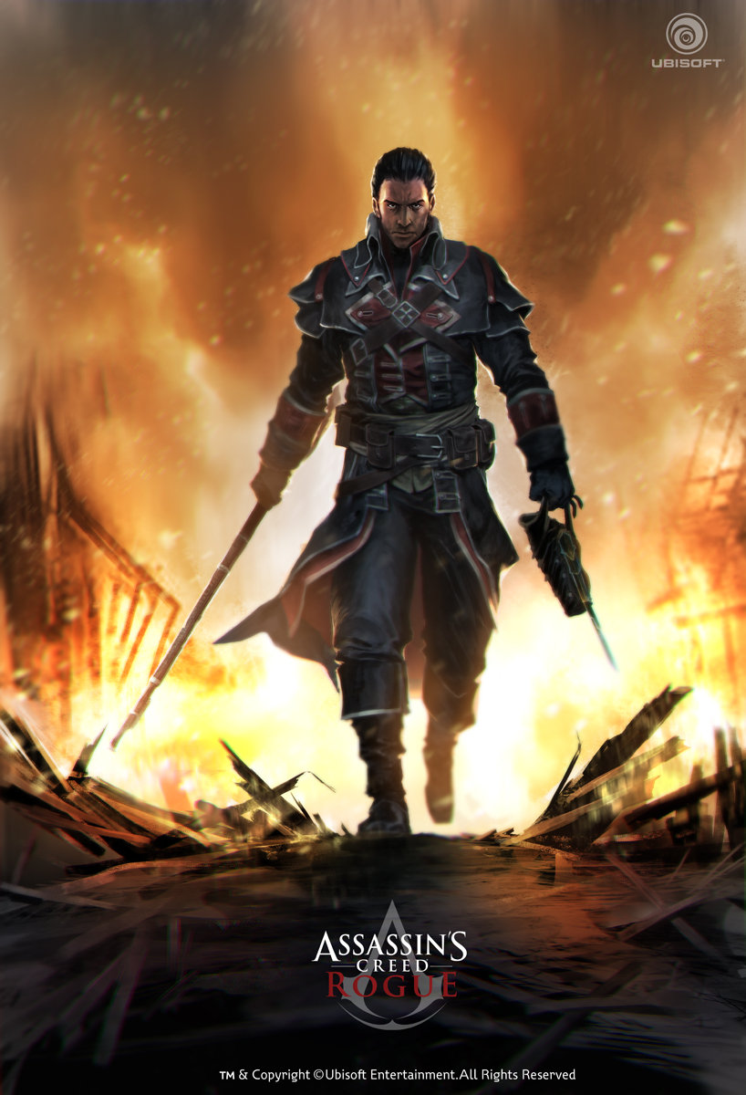 Ivan Koritarev Assassin S Creed Rogue