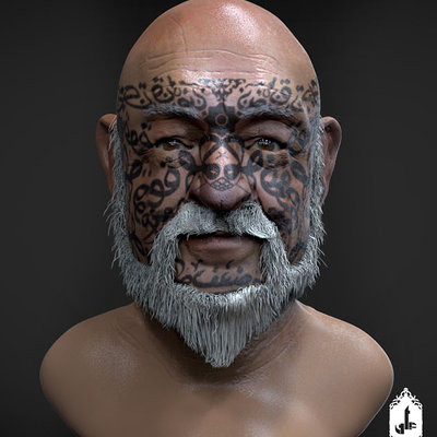 Ali maher final headbeard