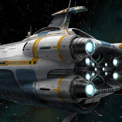 Pat presley starship finalrender01a