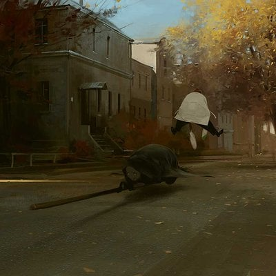 Sergey kolesov witches