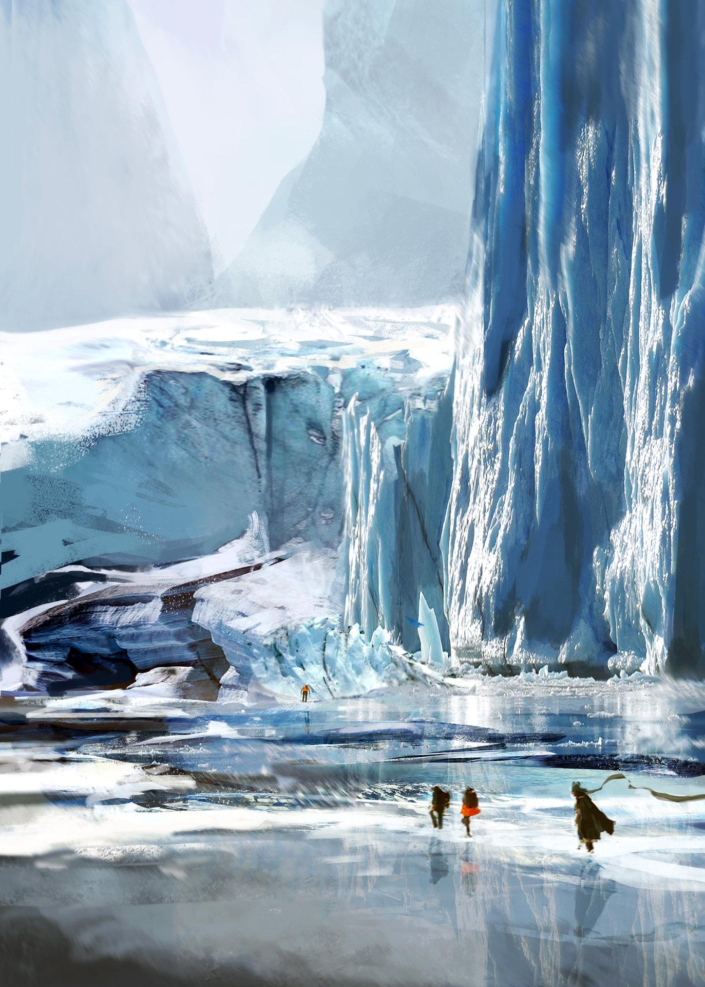 Pat fix lodowiec