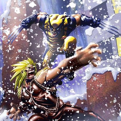 Ben herrera wolverine sabertooth 01