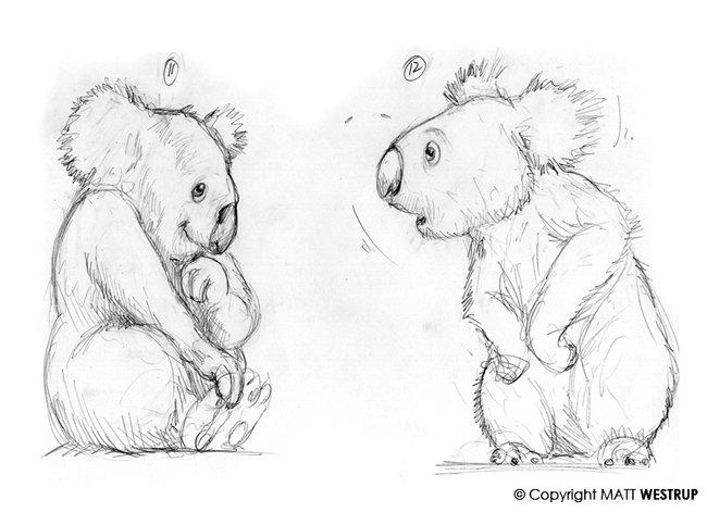 Character ark cushelle sketch 01