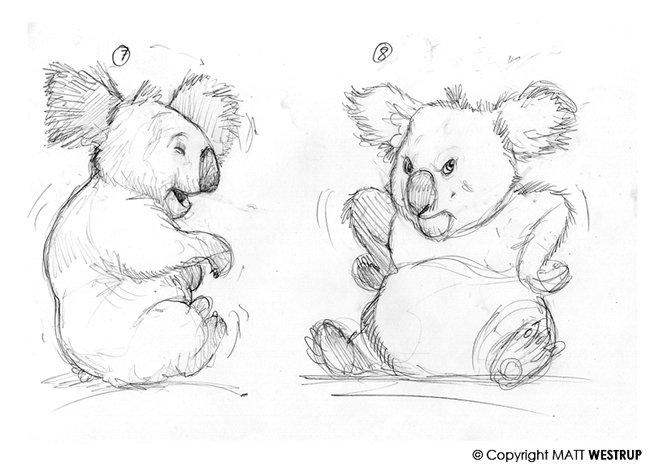 Character ark cushelle sketch 03