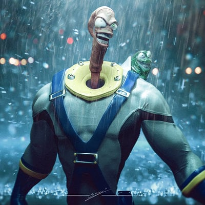 Soren zaragoza earthworm jim final