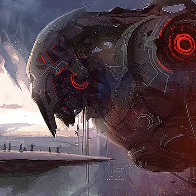 Alexey egorov repair of the robot