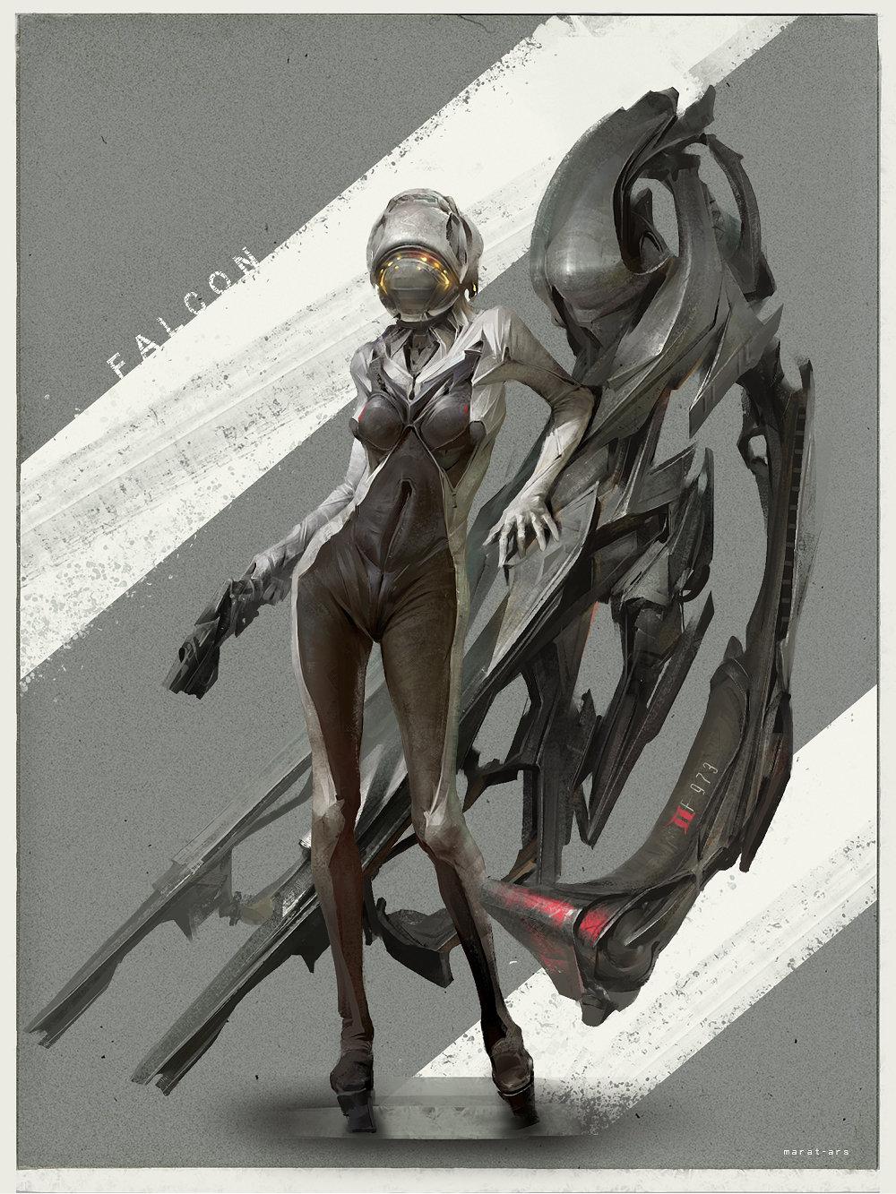 Marat ars concept falcon3