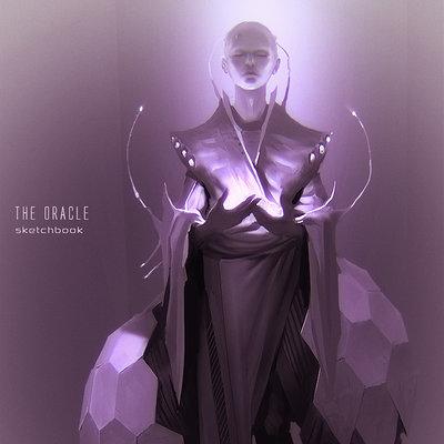 Marat ars the oracle