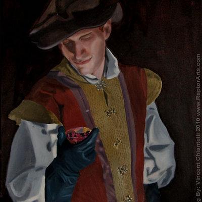 Vincent chiantelli selfportraitoils