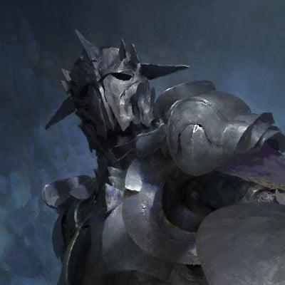 Ruan jia gaizka battleaxe bearer