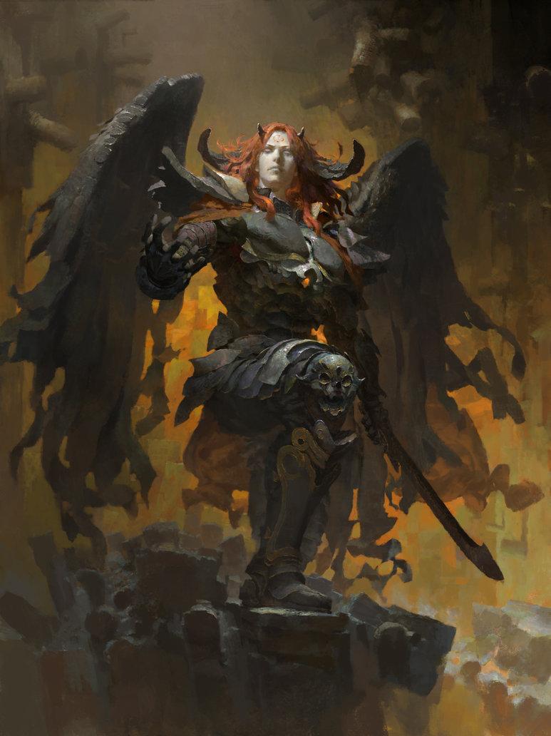Ruan jia overlord primeval dark demogorgon