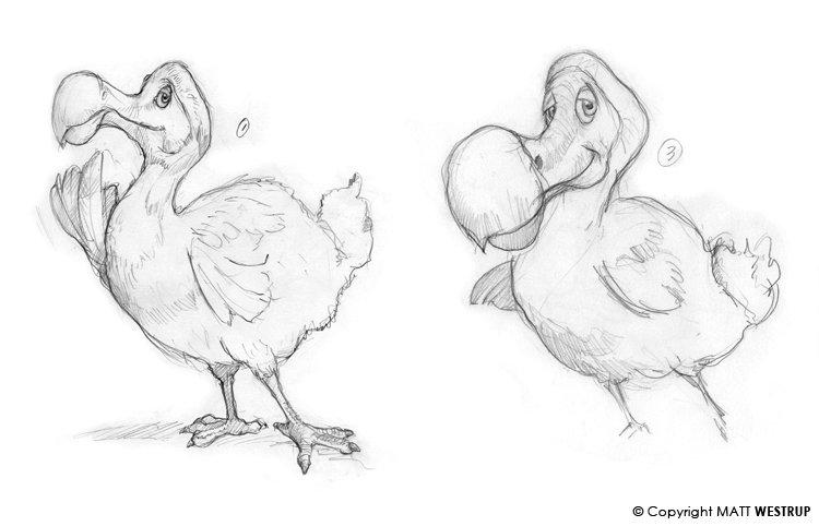 Character ark dodo 01