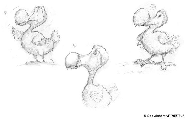 Character ark dodo 03