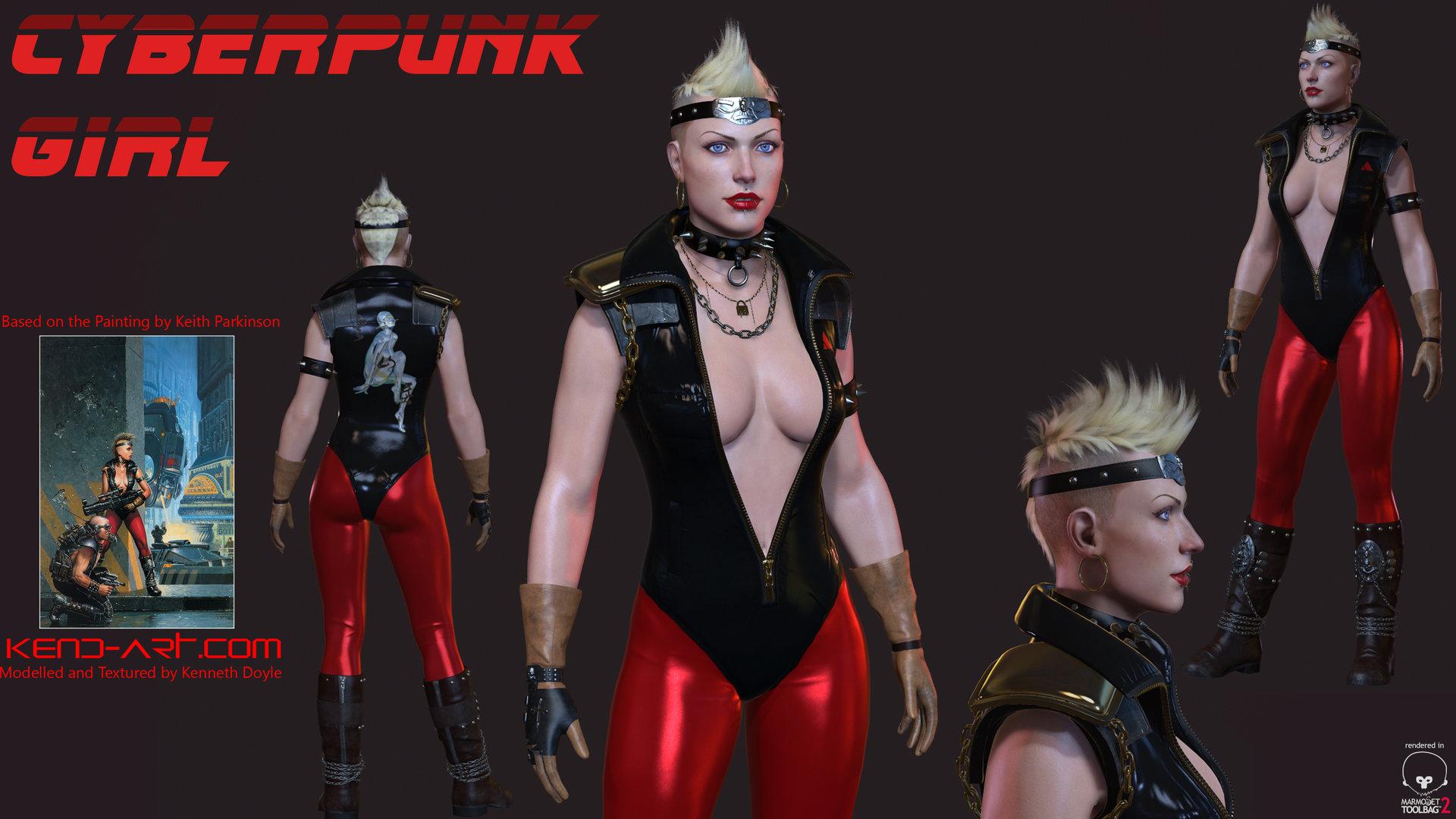 Kenneth doyle cyberpunk1
