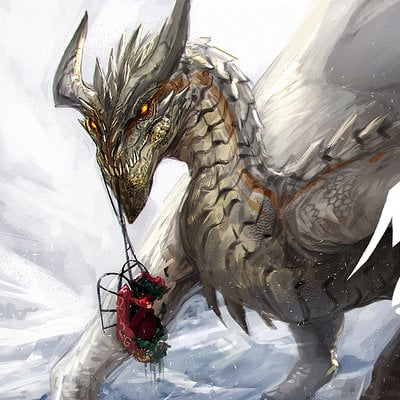 Jonathan kuo dragon xmas