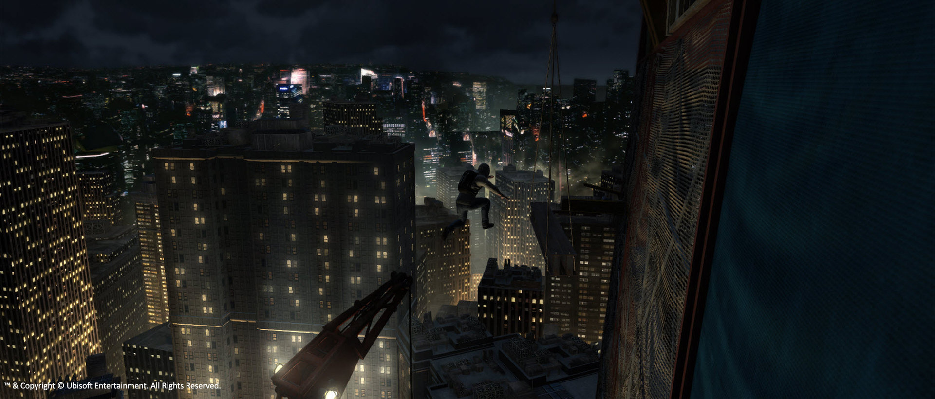 Nick Tan Assassin S Creed 3 Matte Painting New York