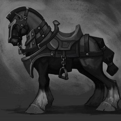 Bruce glidewell horse