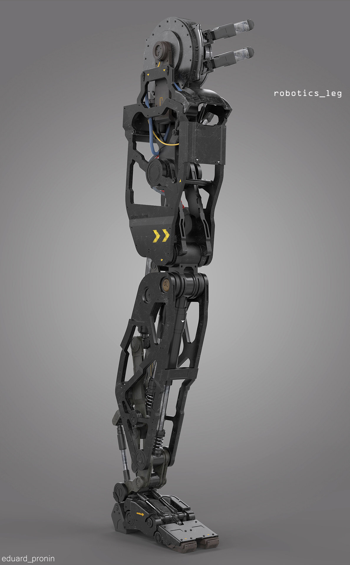 Eduard pronin leg texture1