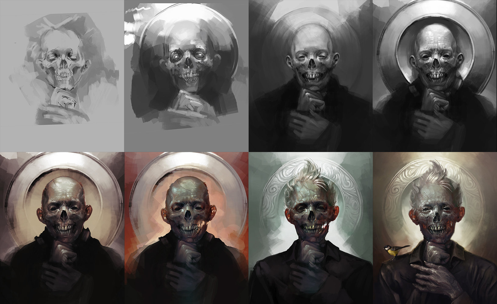 ArtStation - undead, Peter Polach