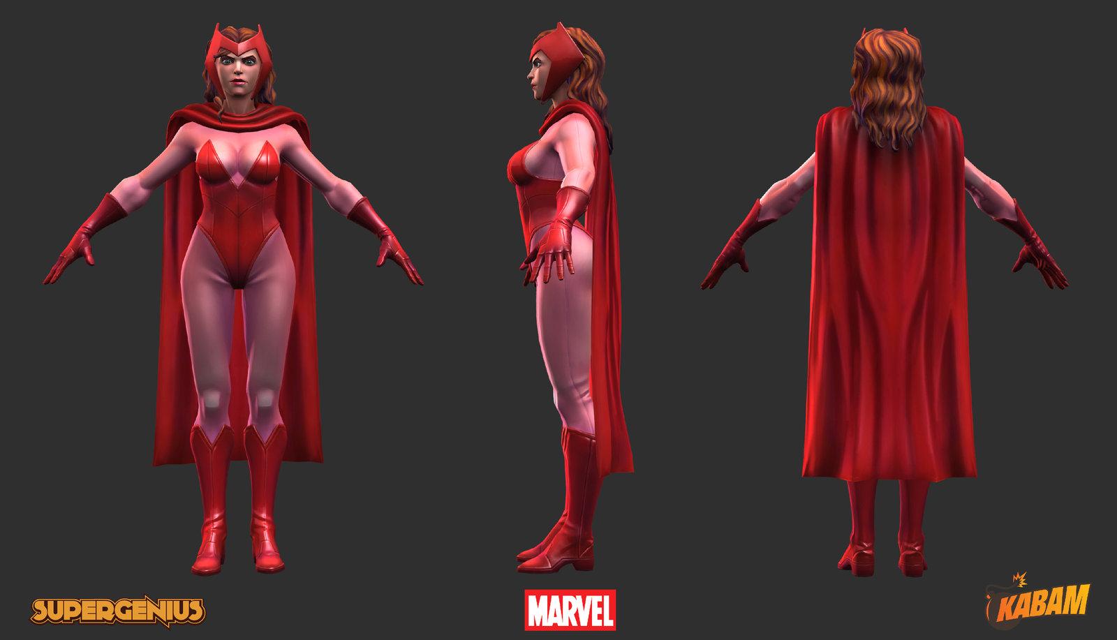Marvel: Scarlet Witch