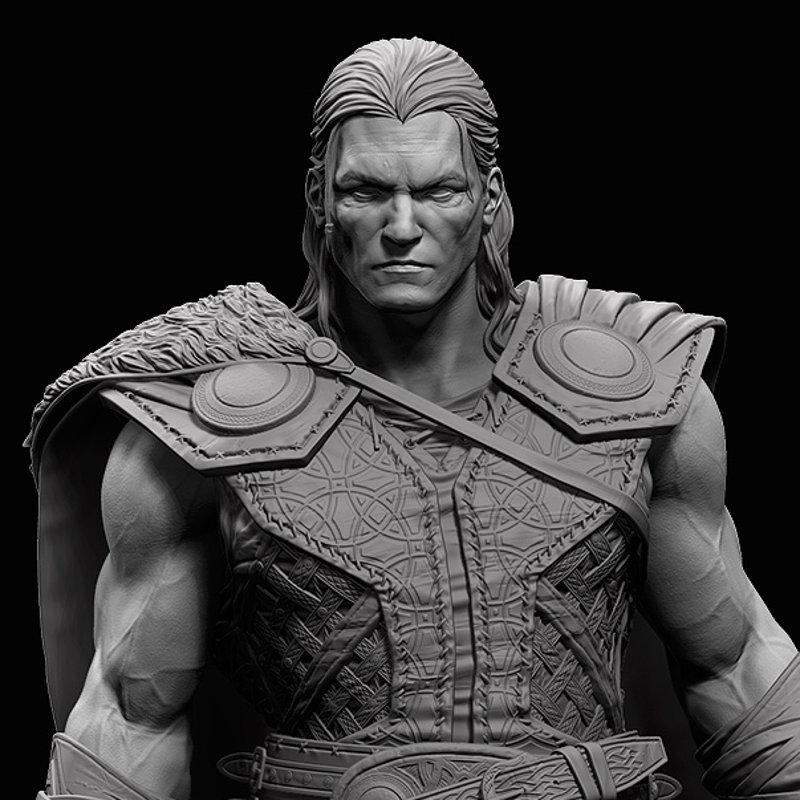 Thor Sculpt