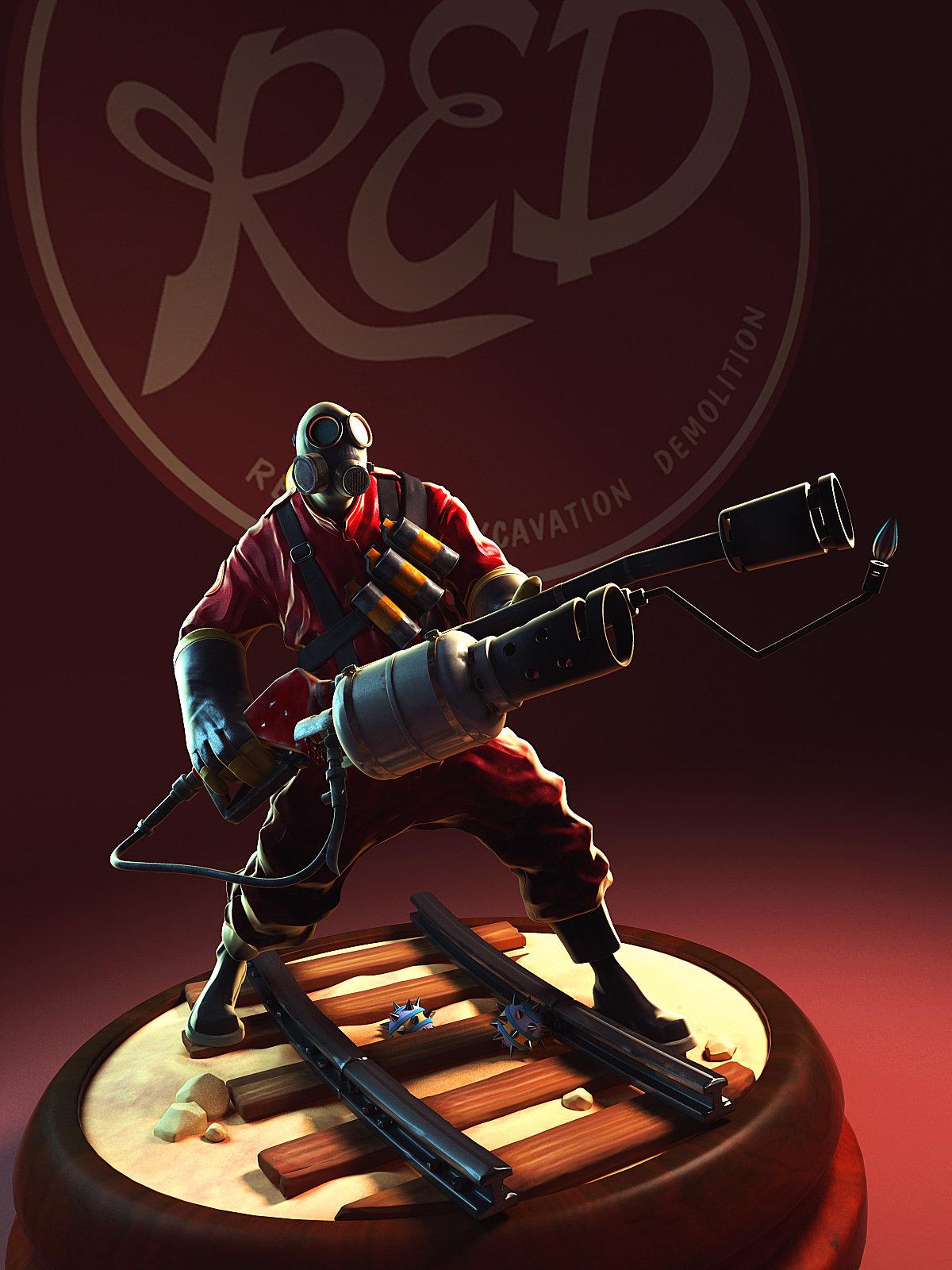 Red Pyro