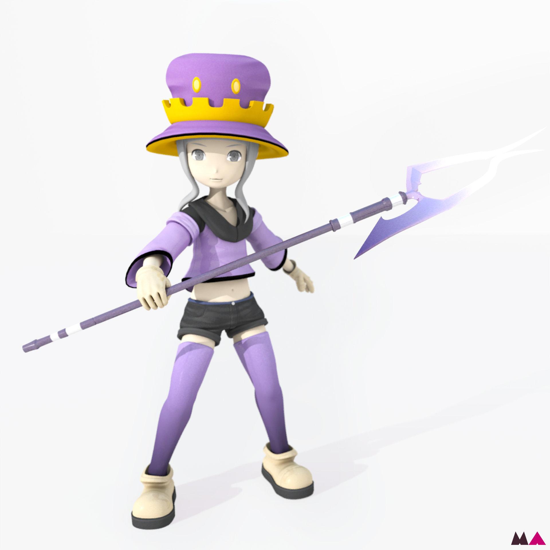 Masatomo suzuki yaoi render
