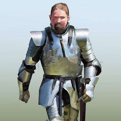 John derek murphy armor study2